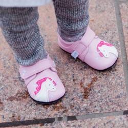 Chaussures souples cuir Dixie