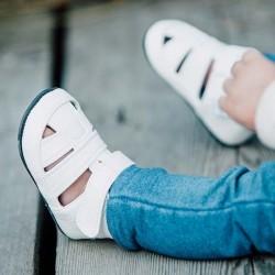 Sandales souples cuir Bailey