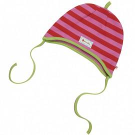 Bonnet coton bio Rose & Anis