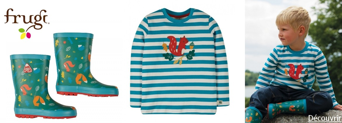 nouvelle collection Frugi