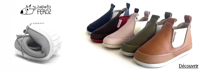 chaussures souples du 19 au 34