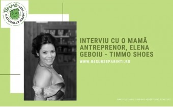 Interview Elena Geboui : Créatrice Timmo